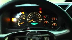 96 Chevy With Lsx Swap And New Gauge Cluster