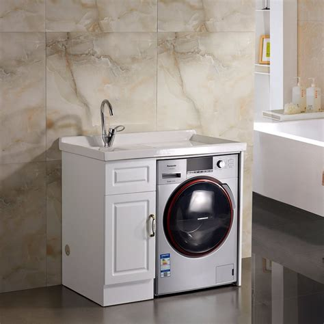 armoire machine a laver modern laundry sink pvc bathroom cabinet for washing machine buy cabinet for washing machine