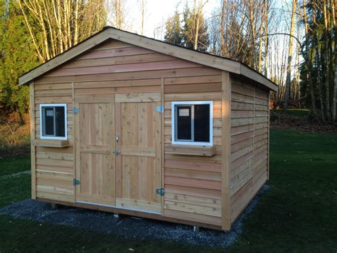 12X12 Standard Shed