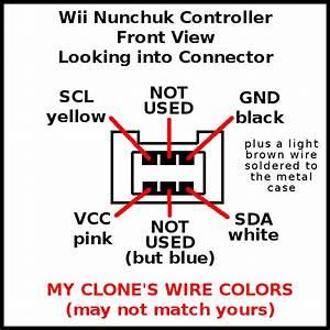 Arduino Wii Nunchuck