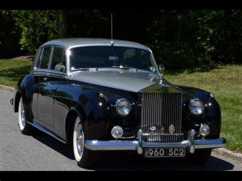 1960 Rolls Royce Silver Cloud In Excellent Mechanical And