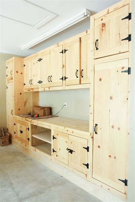 Garage Storage Cabinet Plans Or Ideas by Top Storage Ideas For The Garage Click The Picture For