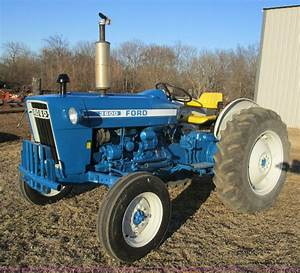 1976 Ford 3600 Tractor