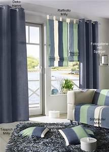Vorhang Grau Blickdicht : 1 st gardine vorhang deko store 110 x 225 blau grau blickdicht schlaufen neu ebay ~ Orissabook.com Haus und Dekorationen