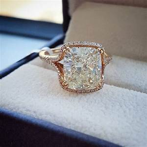 how to tell if your partner is into rose gold engagement rings With wedding rings rose gold