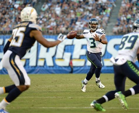 Seattle Seahawks At Chargers