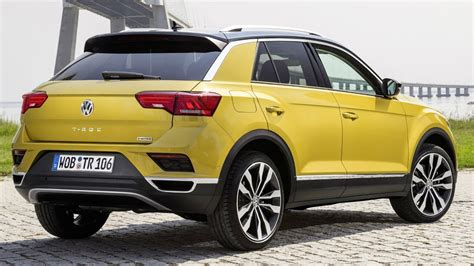 2019 Volkswagen T Roc Ready To Rock