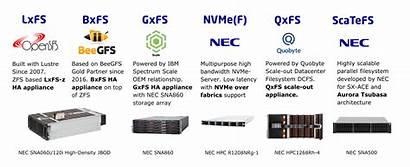 Storage Hpc Nec Solutions