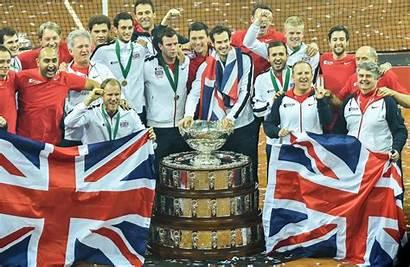 Cup Davis Britain Tennis Canada International Round