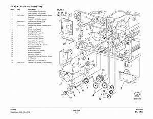 Xerox Workcentre 5222 5225 5230 Parts List And Service Manual