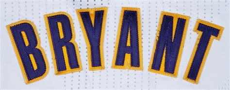 Lot Detail - 2015-16 Kobe Bryant Game Used Los Angeles ...