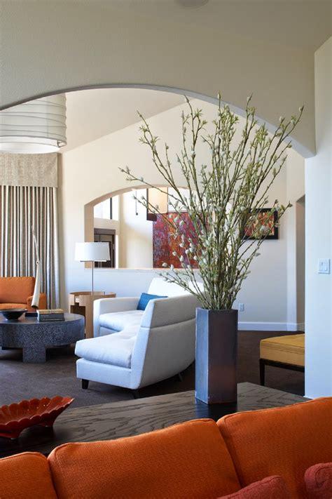 Flower Vase For Living Room by Arrangement Vase Decoration For Living Room Ideas