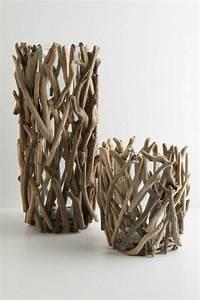 Kerzenständer Holz Selber Machen : basteln mit treibholz diy deko mit erinnerungen an den strandurlaub ~ Yasmunasinghe.com Haus und Dekorationen