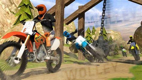 Trial Extreme Dirt Bike Racing