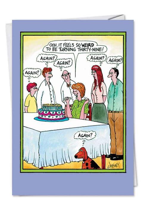 thirtynine funny birthday card