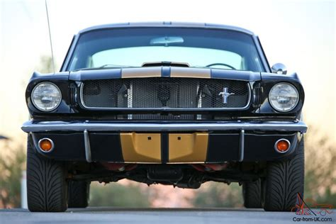 Mustang Gt350h Shelby Hertz Tribute Fastback A-code
