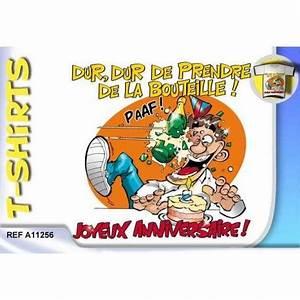 Cadeau Pour Homme Anniversaire : tee shirt joyeux anniversaire homme ~ Teatrodelosmanantiales.com Idées de Décoration