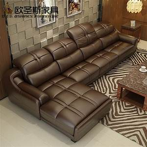 Brown leather sofa set contemporary leather sofaelegant for Elegant modern sofa set designs