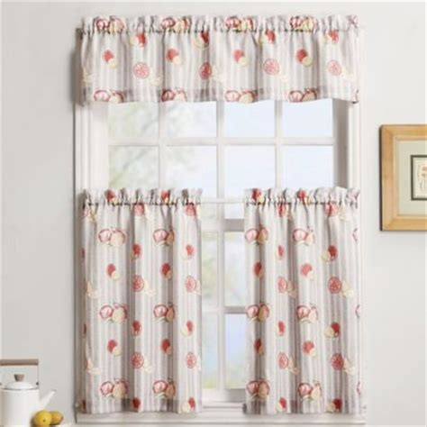Kitchen Curtains Valances Waverly by 8 Steps How To Make Kitchen Curtains And Valances Steps