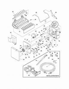 33 Kenmore Refrigerator Parts Diagram