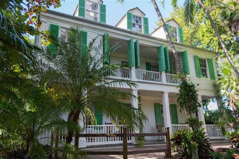 the key west audubon house and tropical gardens 2017 key