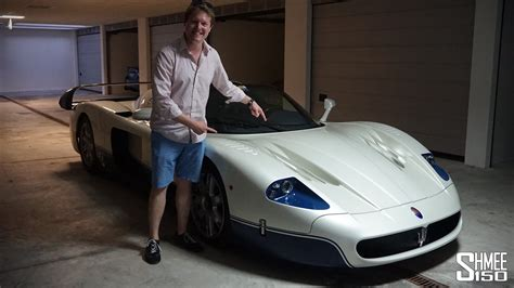 My Maserati by My Drive In The Maserati Mc12 What A Legend