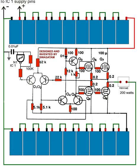 Best Transformerless Inverters With Circuit Diagrams
