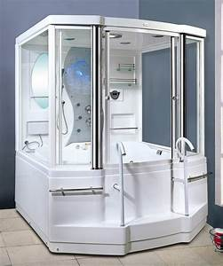 Image Gallery jacuzzi steam shower