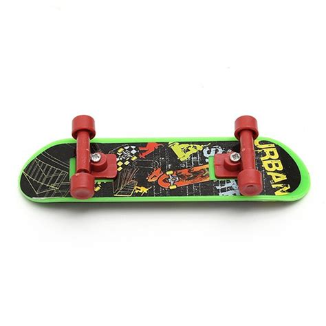5x(mini 4 Pack Finger Board Tech Deck Truck Skateboard Toy