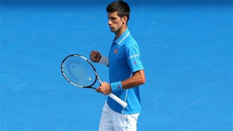 Click here for a full player profile. Novak Djokovic comfortably advances at Melbourne Park - Eurosport