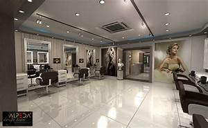 coiffure salon design by onur yurttas at coroflotcom With salon design