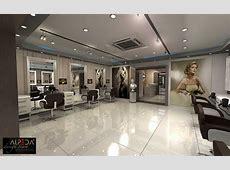 Coiffure Salon Design by Onur Yurttas at Coroflotcom