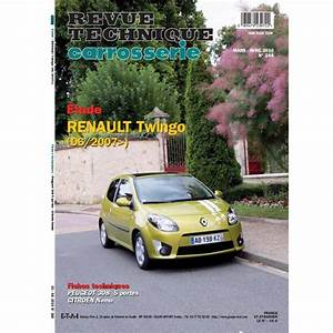 Entretien Twingo 2 : revue technique carrosserie renault twingo ii 06 2007 officiel etai ~ Gottalentnigeria.com Avis de Voitures
