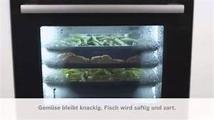 Bosch Dampfgarer Rezepte : bosch dampfgaren dampfback fen youtube ~ Watch28wear.com Haus und Dekorationen