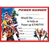power ranger invitations template co uk power rangers supplies toys