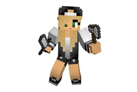 Create The Best 3d Render Of Your Minecraft Skin
