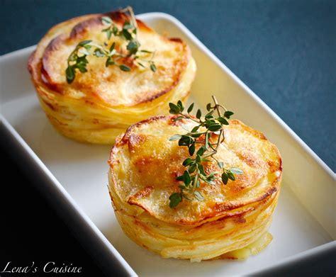 cuisine recipes individual pommes lena 39 s cuisine