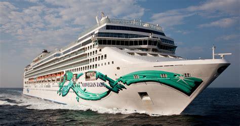 Norwegian cruise ship jade