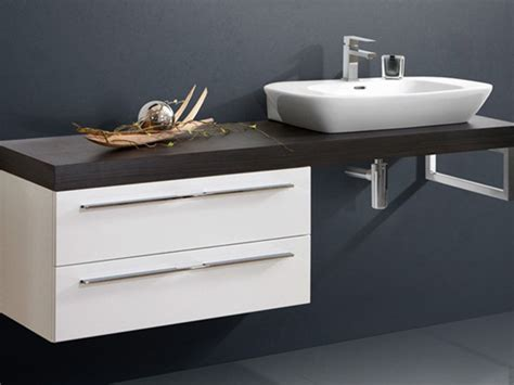Design Waschplatz Mit Waschtischplatte 180cm Und