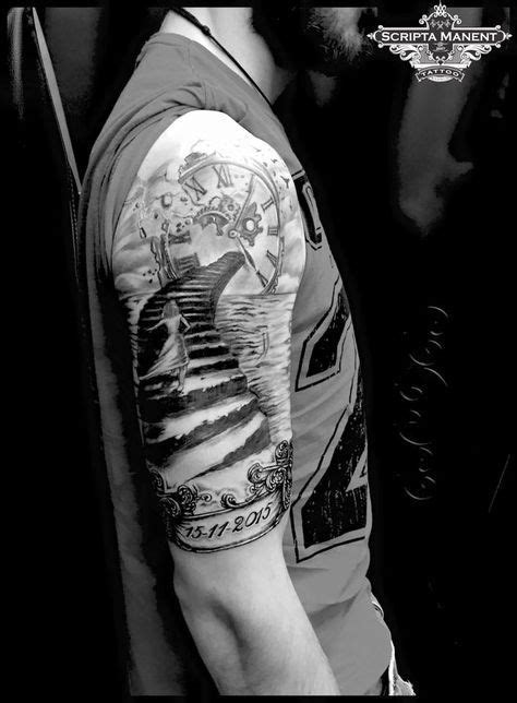 28 best Stairway to Heaven Tattoos images on Pinterest | Heaven tattoos, Tattoos for men and