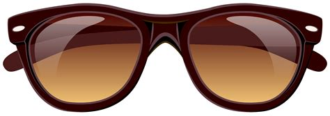 clipart foto brown sunglasses png clipart picture gallery