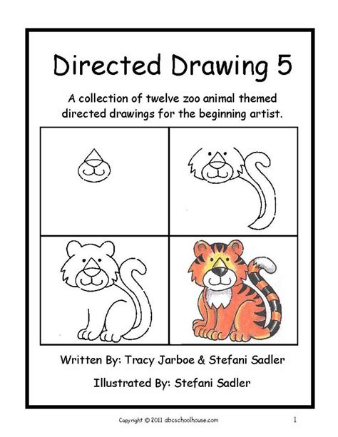 ideas  directed drawing  art projects