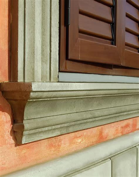 Davanzali In Cemento by Davanzale 21b Per Finestra In Cemento
