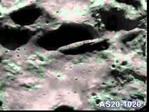 Best image Ancient Alien space ship on the Moon - YouTube