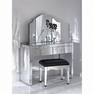 Coiffeuse Meuble Moderne : la coiffeuse meuble f minin par excellence ~ Teatrodelosmanantiales.com Idées de Décoration
