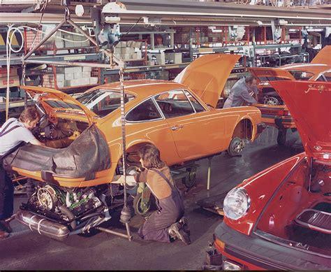 Porsche | Porsche factory, Porsche 911, Vintage porsche