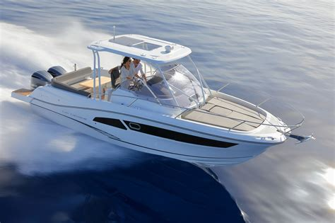 Jeanneau Motor Boats For Sale by Jeanneau Cap Camarat 9 0 Wa Jeanneau Motor Boats Sea