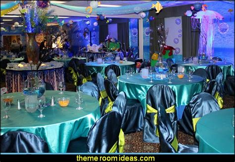 decorating theme bedrooms maries manor mermaid party