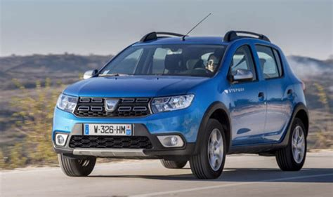 dacia sandero stepway 2017 dacia sandero sandero stepway and logan mcv 2017 price specs and buying guide cars