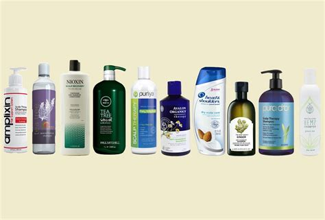 10 Best Shampoos For Dry Scalp 2018 (according To Real People